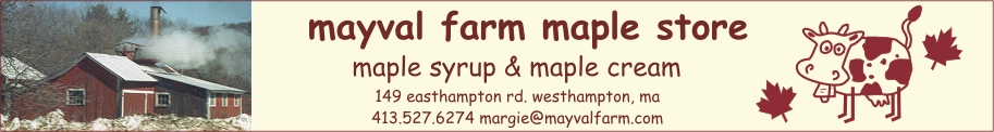 maple syrup and maple cream web store